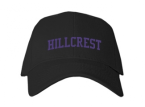 Hillcrest Middle School Kid Embroidered Baseball Caps