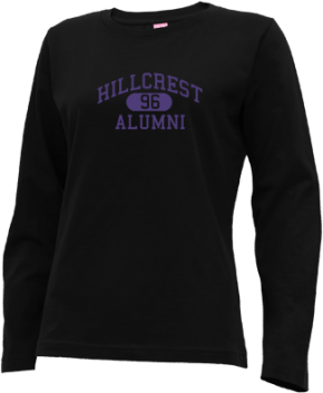 Hillcrest Middle School Long Sleeve Shirts
