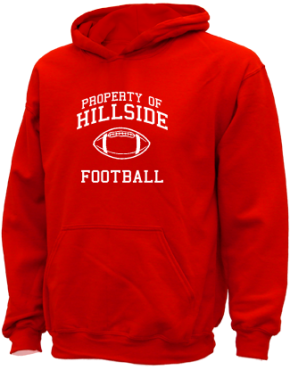 Hillside Middle School Kid Hooded Sweatshirts