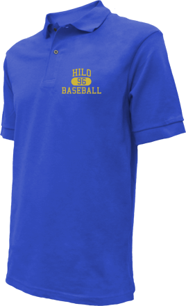 Hilo High School Embroidered Polo Shirts