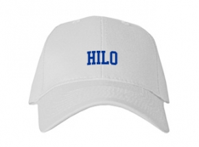 Hilo Intermediate School Kid Embroidered Baseball Caps