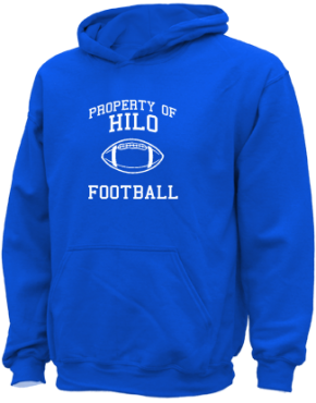 Hilo Intermediate School Kid Hooded Sweatshirts