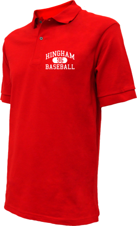 Hingham High School Embroidered Polo Shirts