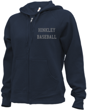 Hinkley High School Zip-up Hoodies