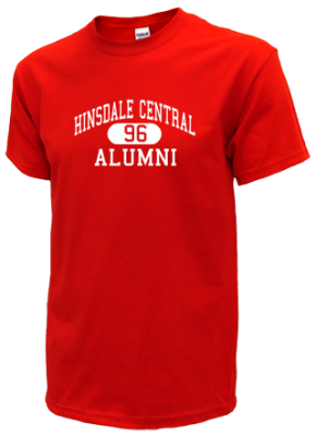 Hinsdale Central High School T-Shirts