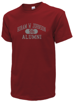 Hiram W Johnson High School T-Shirts