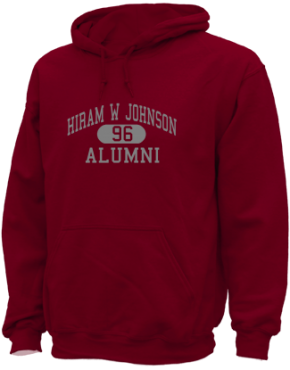 Hiram W Johnson High School Hoodies
