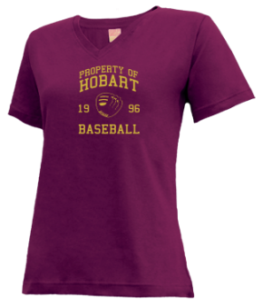 Hobart High School V-neck Shirts