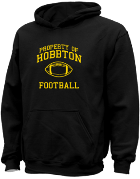 Hobbton Middle School Kid Hooded Sweatshirts