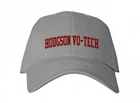 Hodgson Vo-tech High School Kid Embroidered Baseball Caps
