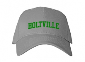 Holtville High School Kid Embroidered Baseball Caps