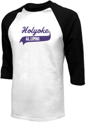 Holyoke High School Raglan Shirts