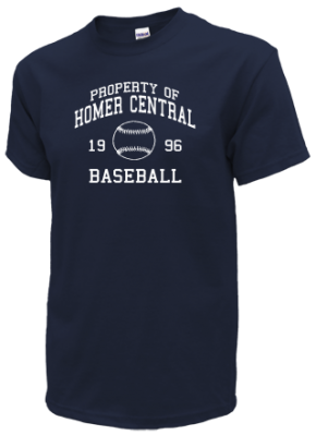 Homer Central High School T-Shirts