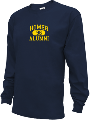 Homer High School Long Sleeve Shirts