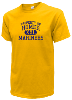 Homer High School Kid T-Shirts