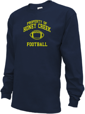 Honey Creek Middle School Kid Long Sleeve Shirts