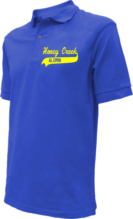 Honey Creek Middle School Embroidered Polo Shirts