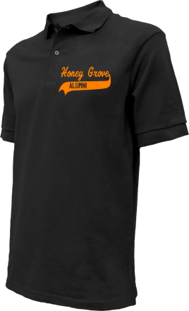 Honey Grove High School Embroidered Polo Shirts