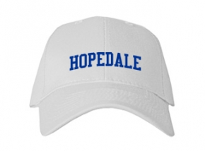 Hopedale High School Kid Embroidered Baseball Caps