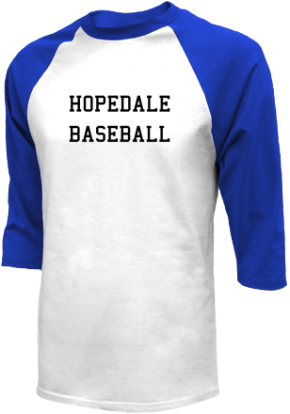 Hopedale High School Raglan Shirts