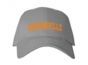 Hopkinsville High School Kid Embroidered Baseball Caps