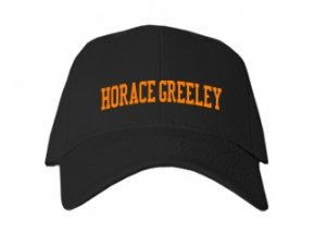 Horace Greeley High School Kid Embroidered Baseball Caps