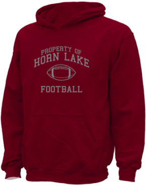 Horn Lake Elementary School Kid Hooded Sweatshirts