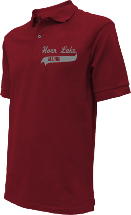 Horn Lake High School Embroidered Polo Shirts