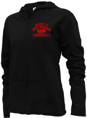 Hosterman Middle School Girls Zipper Hoodies