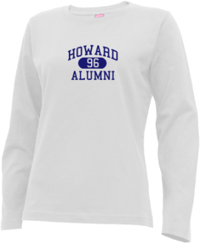 Howard High School Long Sleeve Shirts