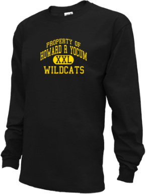 Howard R Yocum School Kid Long Sleeve Shirts