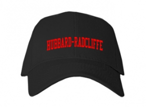 Hubbard-radcliffe High School Kid Embroidered Baseball Caps