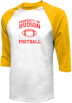 Hudson High School Raglan Shirts