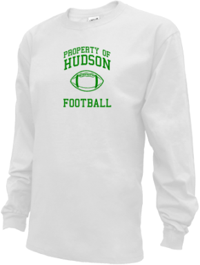 Hudson Middle School Kid Long Sleeve Shirts