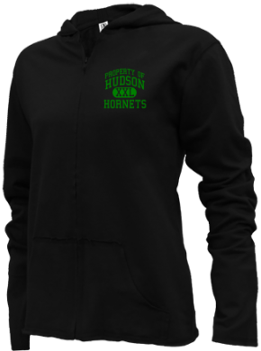 Hudson Middle School Girls Zipper Hoodies