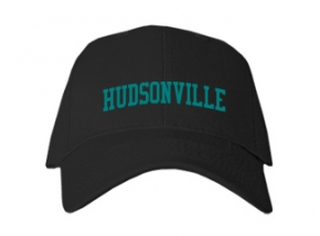 Hudsonville High School Kid Embroidered Baseball Caps