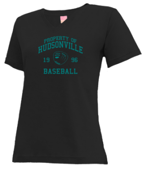 Hudsonville High School V-neck Shirts