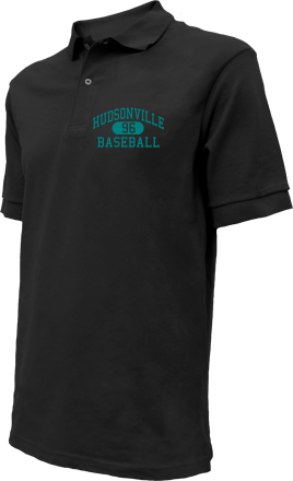 Hudsonville High School Embroidered Polo Shirts