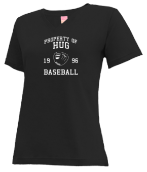 Hug High School V-neck Shirts