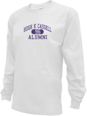 Hugh K Cassell Elementary School Long Sleeve Shirts