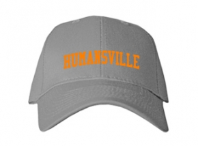 Humansville High School Kid Embroidered Baseball Caps