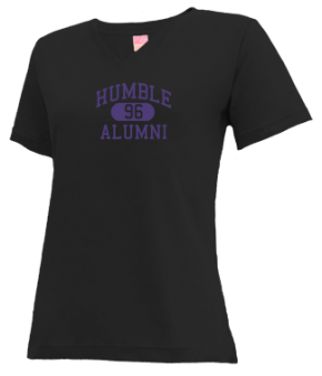 Humble High School V-neck Shirts