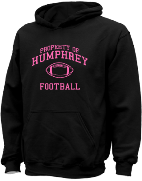 Humphrey Elementary School Kid Hooded Sweatshirts