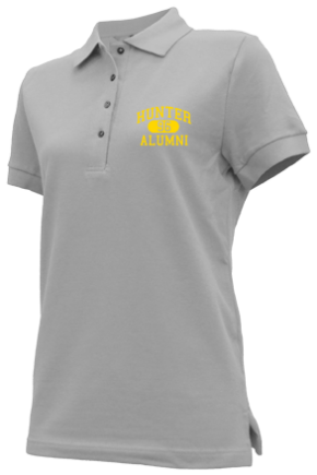 Hunter Elementary School Embroidered Polo Shirts