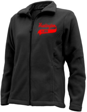 Huntington Middle School Embroidered Fleece Jackets