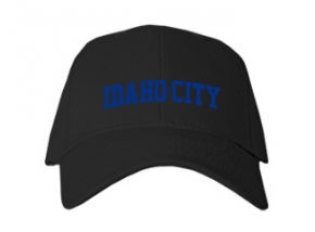 Idaho City High School Kid Embroidered Baseball Caps