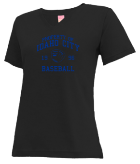Idaho City High School V-neck Shirts