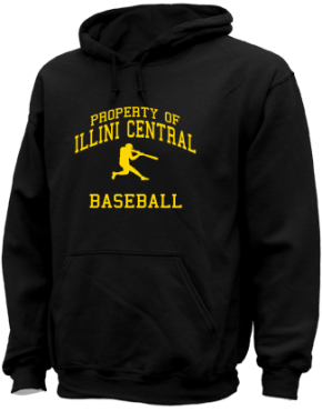 Illini Central High School Hoodies