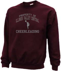 Illinois Valley Central High School Sweatshirts