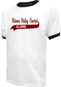 Illinois Valley Central High School Ringer T's